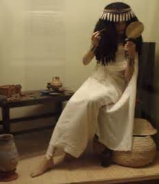 information on egyptain hairstlyes for and esl reading lessons ancient egyptian fashion