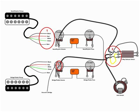 59 les paul guitar kit wiring diagrams wiring diagram