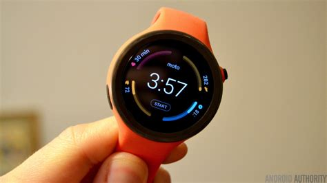 best android smartwatch moto 360 sport review android authority