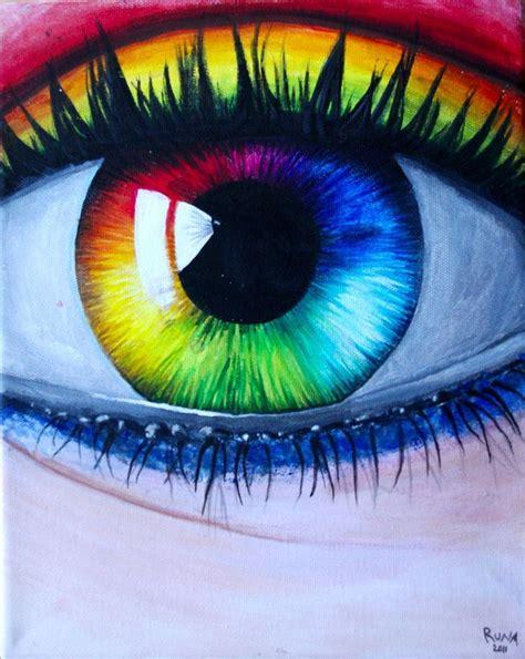 painting rainbow 25 best ideas about rainbow painting on