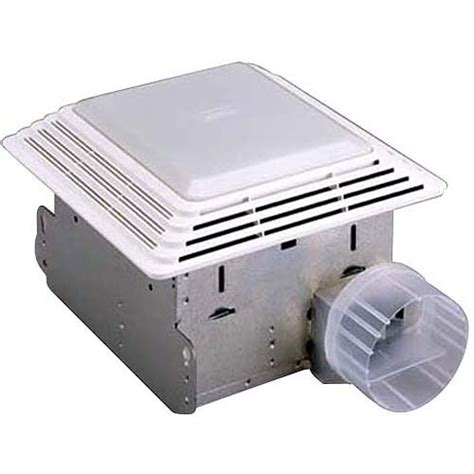 Broan Nutone Bathroom Exhaust Fan With Light Walmart Com Bathroom Fan And Light Combo
