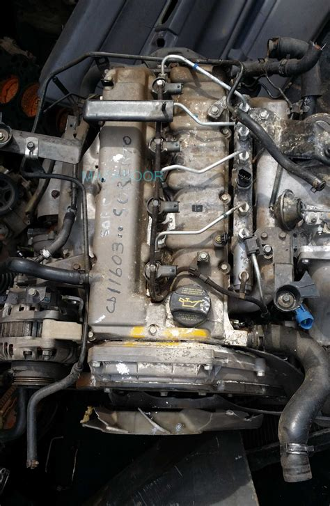 2007 Kia Engine 2007 Kia Sorento 2 5d Engine D4cb Matadoor Salvage