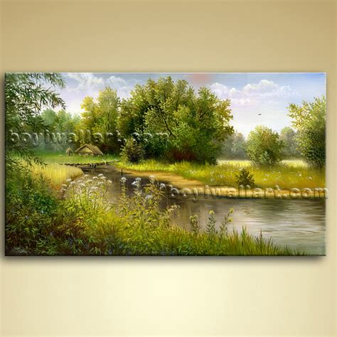 landscape canvas prints landscape painting picture on canvas wall home decor