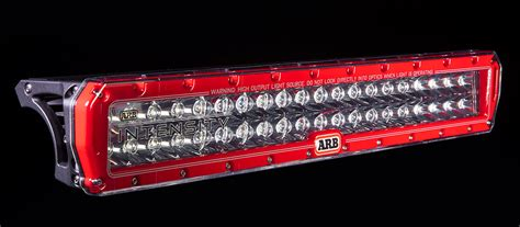 led light bar for 4x4 arb 4 215 4 accessories new intensity light bar arb 4x4