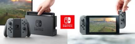 nintendo nuova console svelata la nuova console nintendo switch tecnomania