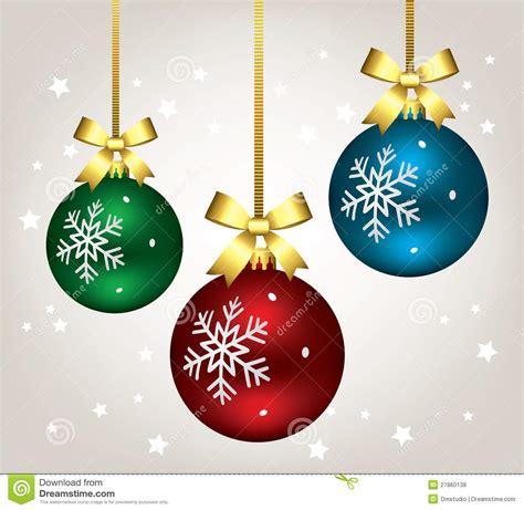 vector christmas balls stock vector image of design