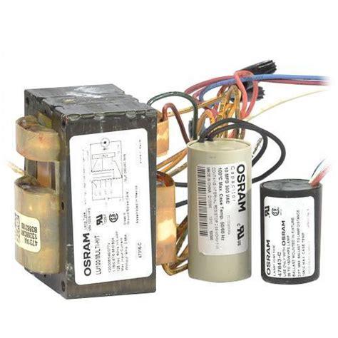 network tap capacitor sylvania 47316 lu100 multi kit magnetic hps ballast kit 100 watt pulse ignitor multi tap 120 208