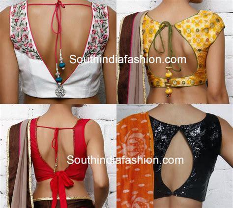 simple neck design pattern simple blouse back neck models long blouse with pants