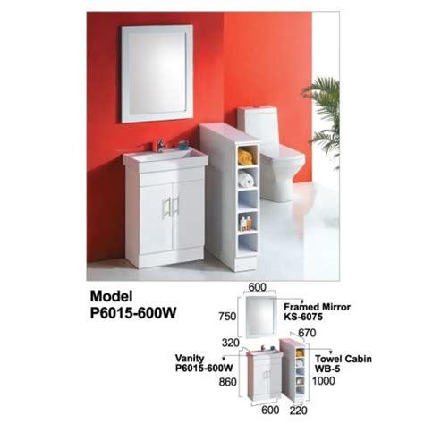 buy a mini vanity 600mm at luke s renovations in sydney