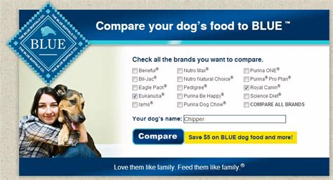 printable blue buffalo dog food coupons blue dog food coupon