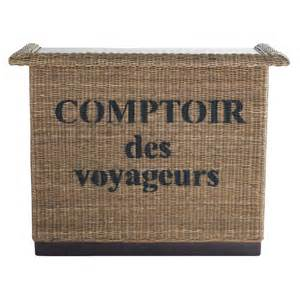 meuble bar comptoir voyageur