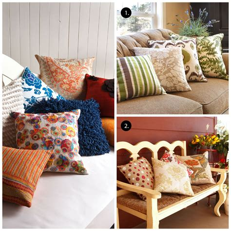 How To Decorate With Throw Pillows by 5 Tips For Decorating With Accent Pillows Home Is Here