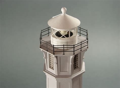lights for model houses alcatraz island lighthouse nr16 skala 1 87 shipyard ml029
