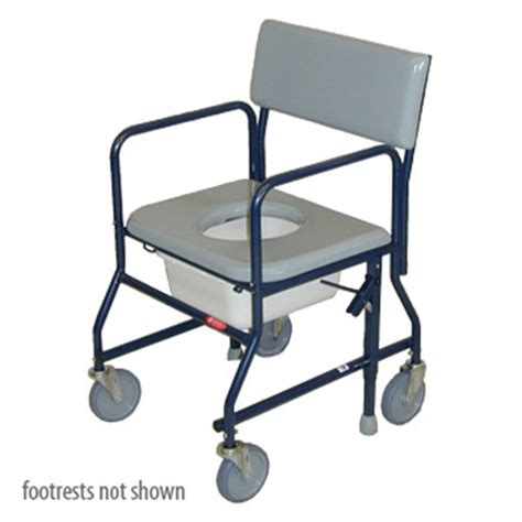 Activeaid Shower Chair by Activeaid Standard Shower Commode Chair With Footrests