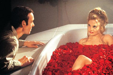 american beauty bathtub scene movies in which the color red plays a huge role long room