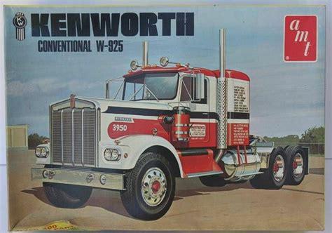 commercial vehicle model kits 33 best amt model trucks images on pinterest semi trucks
