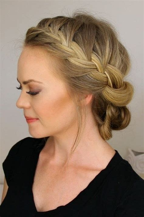 Wedding Hairstyles Cover Ears by Wedding Updos That Cover Ears Headband Hair Tuck With A