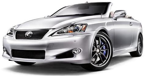 2014 lexus is 250 c 2 door 4 seat hardtop convertible