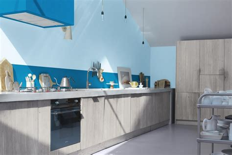 cuisine bleu marine d 233 licieux salle de bain bleu marine 7 deco cuisine bleu