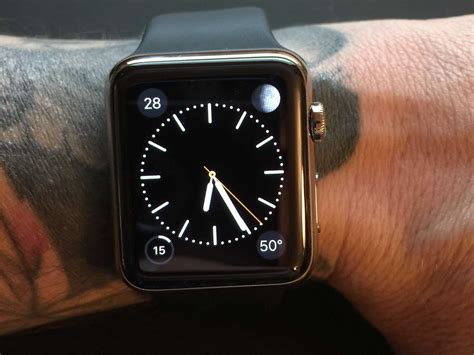 tattoo apple watch not working tattooed apple watch users are running into problems