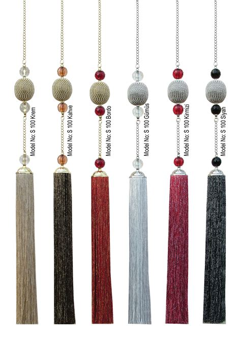 Sancak Textile Curtain Accessories