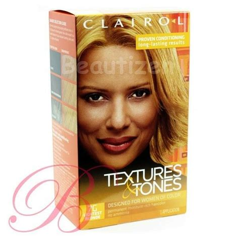 8 best images of clairol permanent hair color chart and also blowout hair braids afwf co clairol textures tones permanent haircolor kit ebay