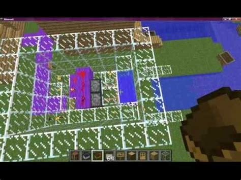 minecraft boat redstone minecraft how to make a redstone boat port youtube