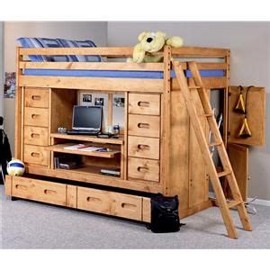 Bunk Bed With Desk And Drawers by 1000 Images About Loft Bed With Dresser Desk On