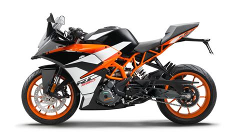 390 Rc Ktm 2017 Ktm Rc 125 Rc 390 Review Top Speed