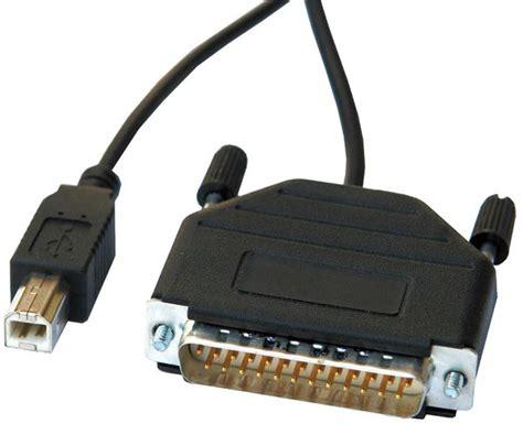 Kebel Usb Port 4in1 Usb Pararel konverter kabel parallel nach usb secomp gmbh
