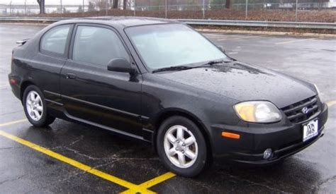 Purchase Used 2004 Hyundai Accent Gt 3 Door Coupe Manual