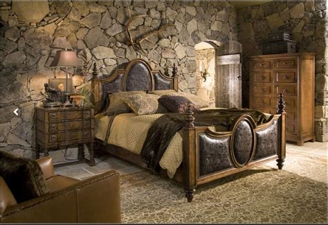 rock wall in bedroom great stone wall idea for master bedroom interior design