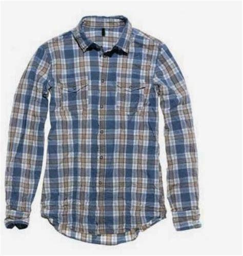 Cool Lengan Panjang fashion pria daftar pakaian casual yang wajib di miliki