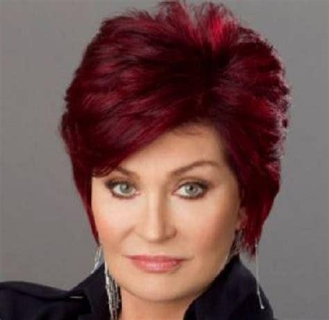 redken sharon osborn red hair color 9 best america s got talent judges images on pinterest