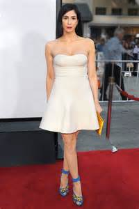 sarah silverman fashion evolution sarah silverman style