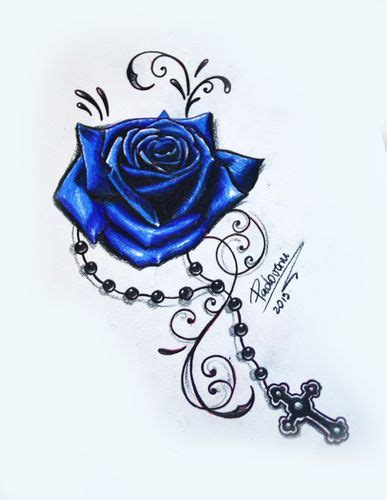 rosary and roses tattoo designs pics photos tattoos and designs bullseye