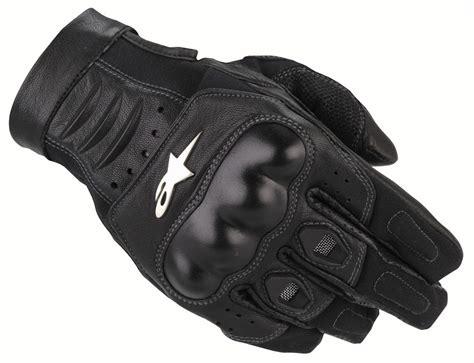 Handschuhe Motorrad by Alpinestars Alloy Leather Motorcycle Gloves Kawasaki Klr