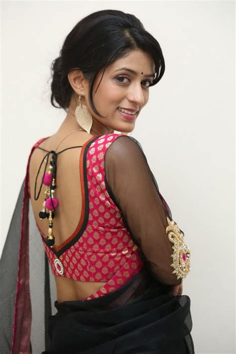 Blouse Live 9 best collection of net saree blouse neck designs for