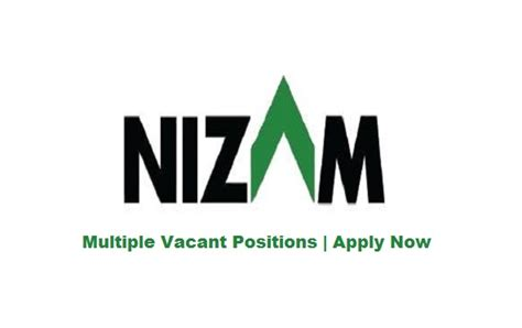 nizam sons group  companies jobs jun