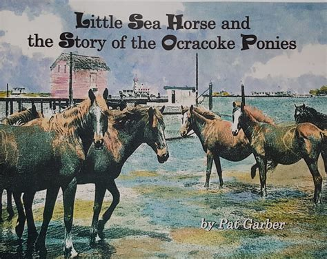 horses of the sea books books ocracoke preservation society