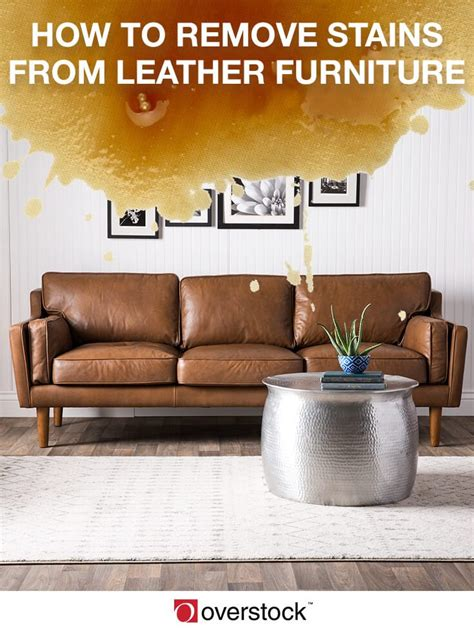 Removing Stains From Leather Sofa How To Clean And Remove How To Clean Leather Sofa Stains