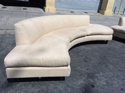 tete a tete sofa sale rudin t 234 te 224 t 234 te sectional sofa for sale at 1stdibs