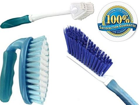 Cleaning Brush scrub brush set 3 household cleaning supplies stiff