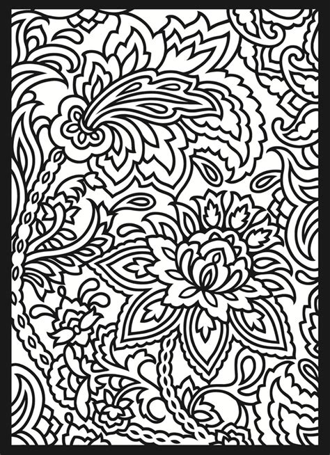printable coloring pages designs coloringpages design coloring pages