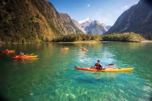 Double Click On Above cruise amp kayak milford sound southern discoveries
