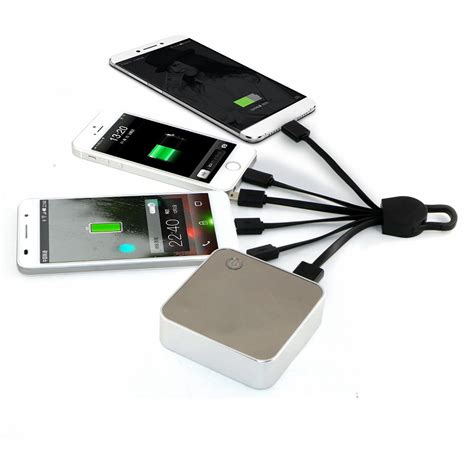charger cable multi device charging cable 5 in 1 charger cable with