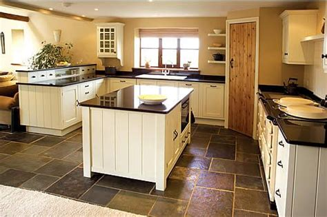 Kitchen With Black Slate Floor by Kitchen For The Home Black Granite The