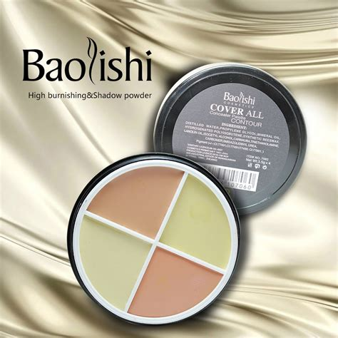 Bb Glow Kit baolishi waterproof matte bronzer highlighter brightening