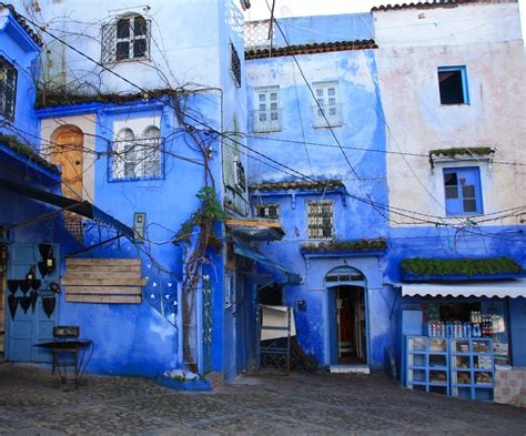 blue city in morocco chefchaouen the blue city morocco travel