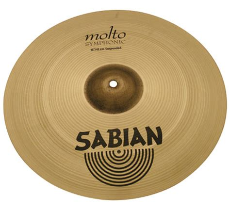 billiken players suspended sabian aa molto symphonic suspended 16 keymusic